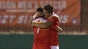 Clemson Men's Soccer || Syracuse ACC Tournament Highlights