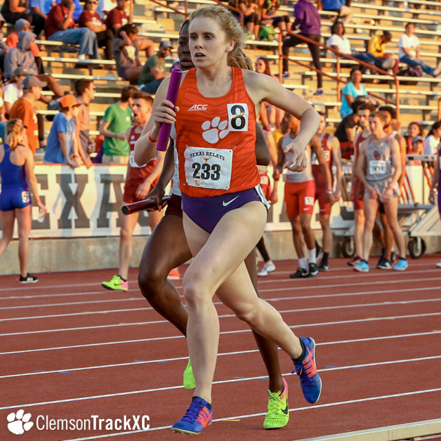Barnett Moves to No. 6 All-Time in 800m Saturday