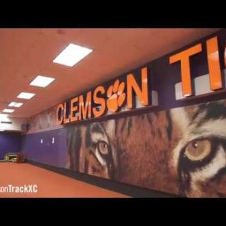 Clemson Track & Field || Jervey Workout [Oct. 30]