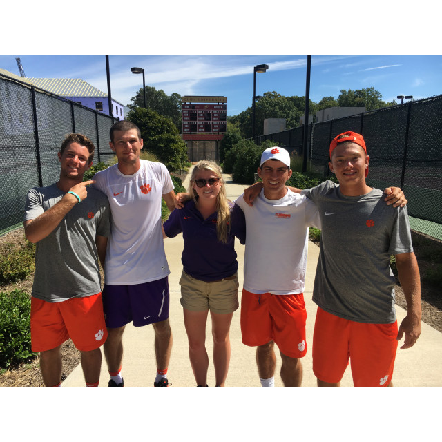 Clemson Completes Play in First Fall Tournament
