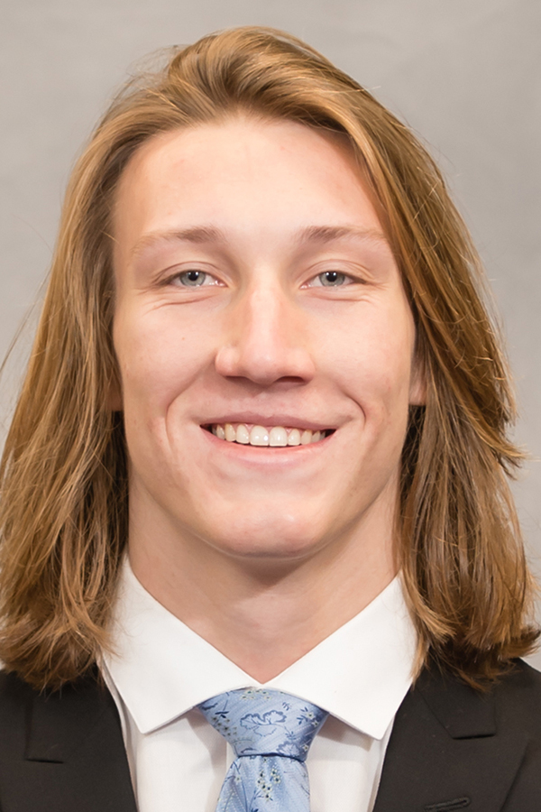 Trevor Lawrence - Football - Clemson University Athletics