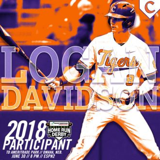 Davidson To Hit in HR Derby