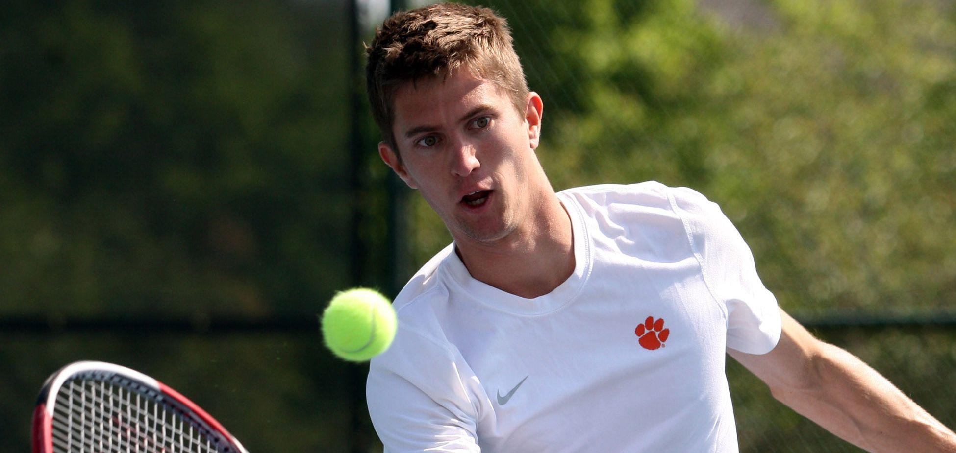 Former Tiger Yannick Maden Qualifies for Wimbledon, First Career Grand Slam