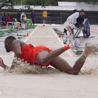 Clemson Track & Field || 2018 NCAA Track & Field Championships: Jeremiah Green