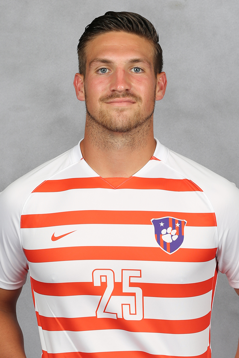 James Brighton - Men's Soccer - Clemson University Athletics