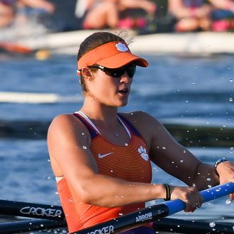 McRae Named CRCA Honorable Mention All-American