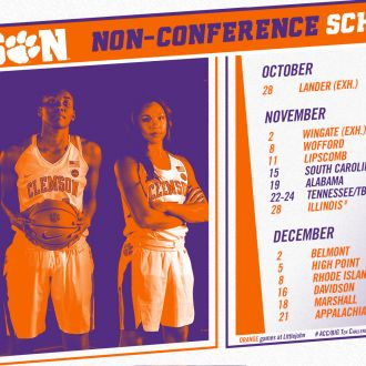 2018-19 Non-Conference Schedule Set