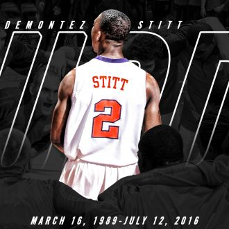 Demontez Stitt, Always a Tiger