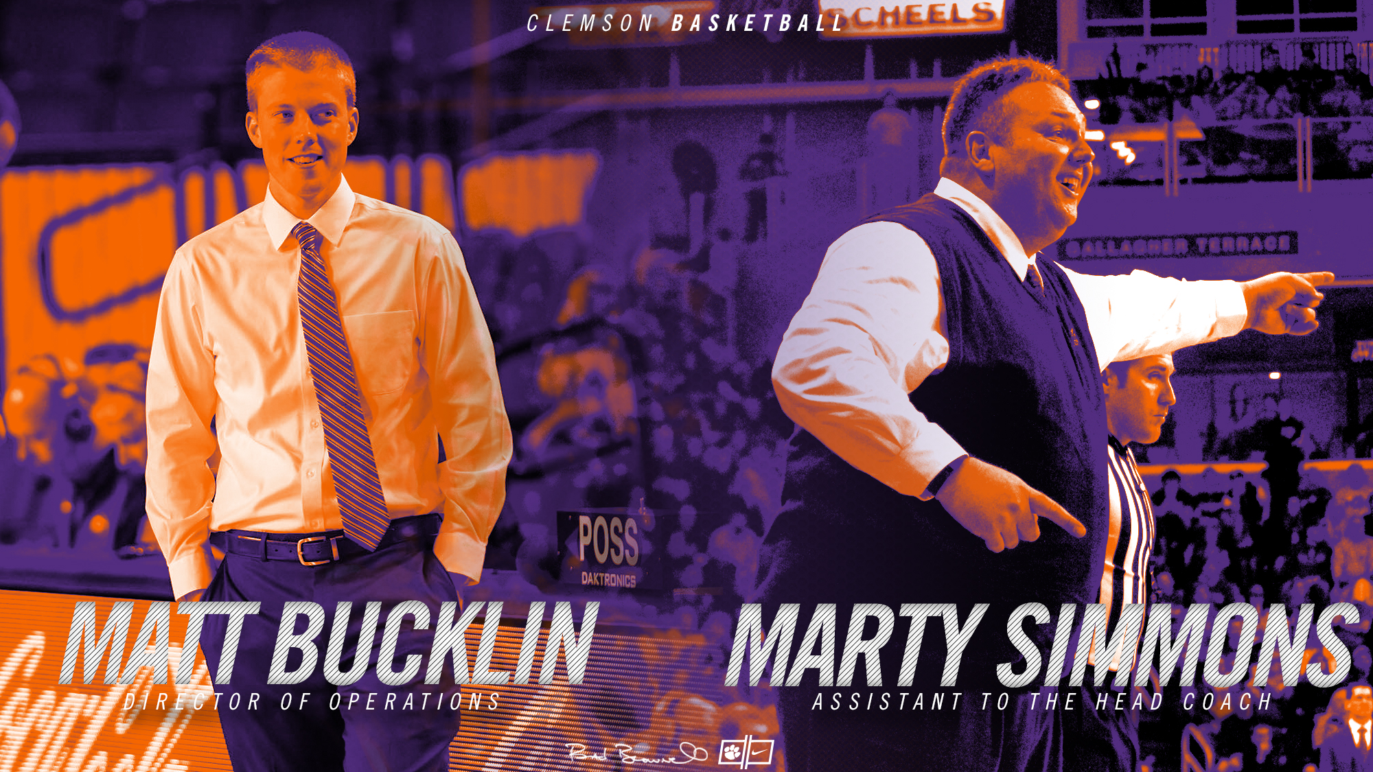 Brownell Adds Two to Coaching Staff