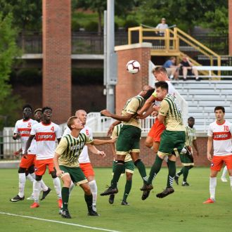No. 11 Clemson Shuts Out UAB in Exhibition