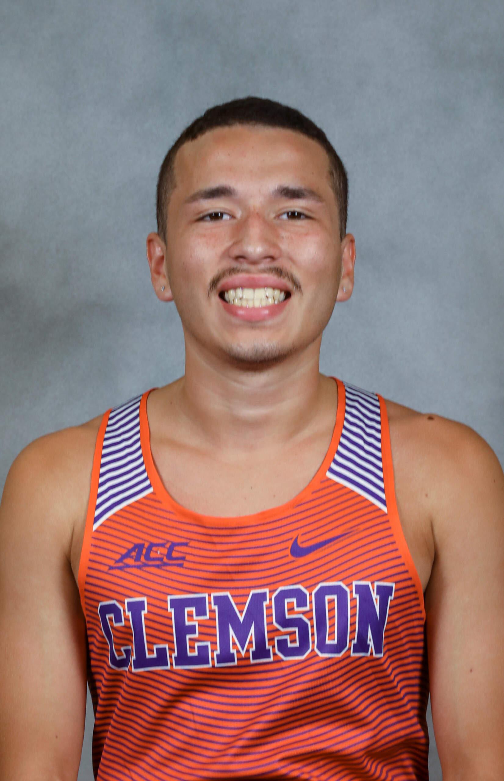 Andrew Castano - Cross Country - Clemson University Athletics