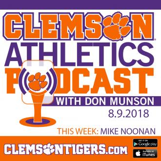 Clemson Athletics Podcast 8.9.2018