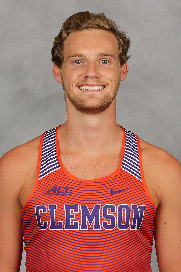 Colby Caviness - Cross Country - Clemson University Athletics