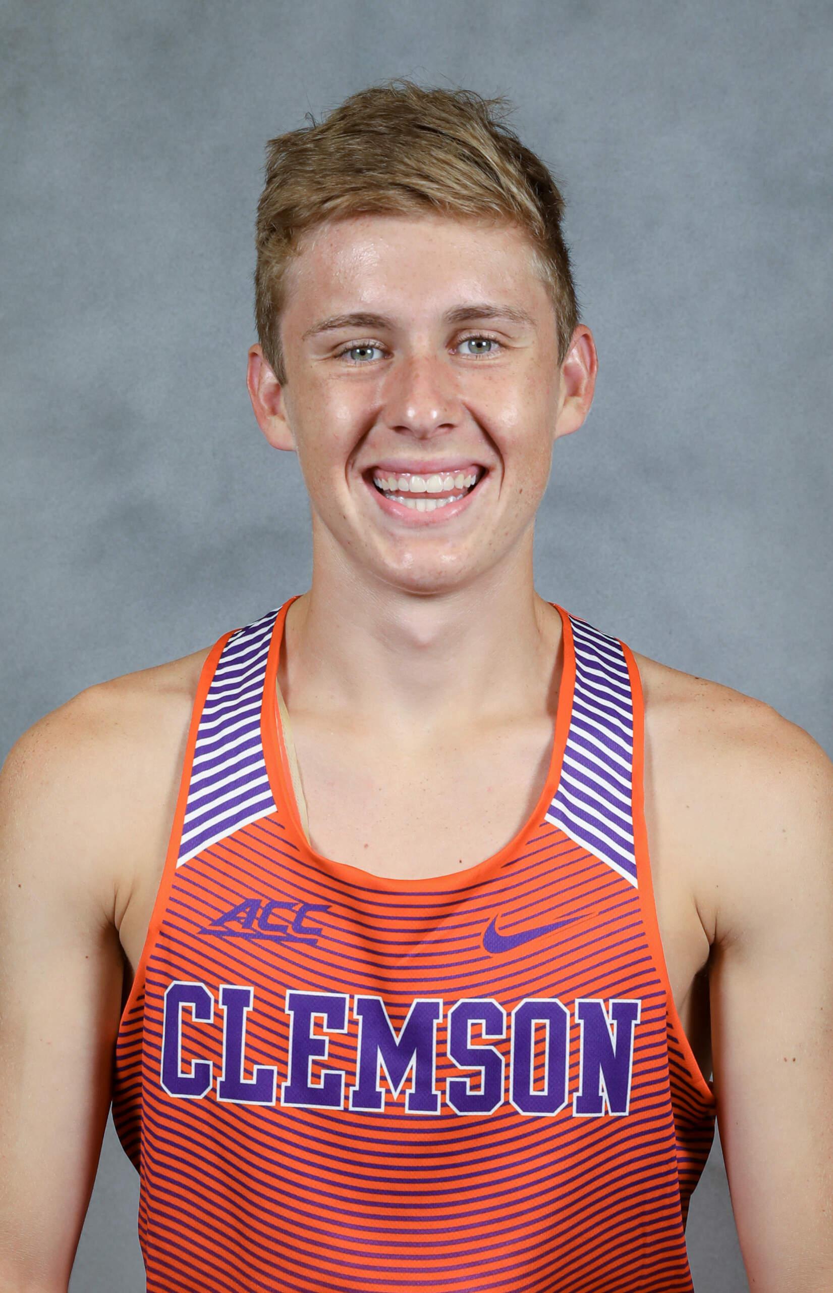 Samuel Garringer - Track & Field - Clemson University Athletics