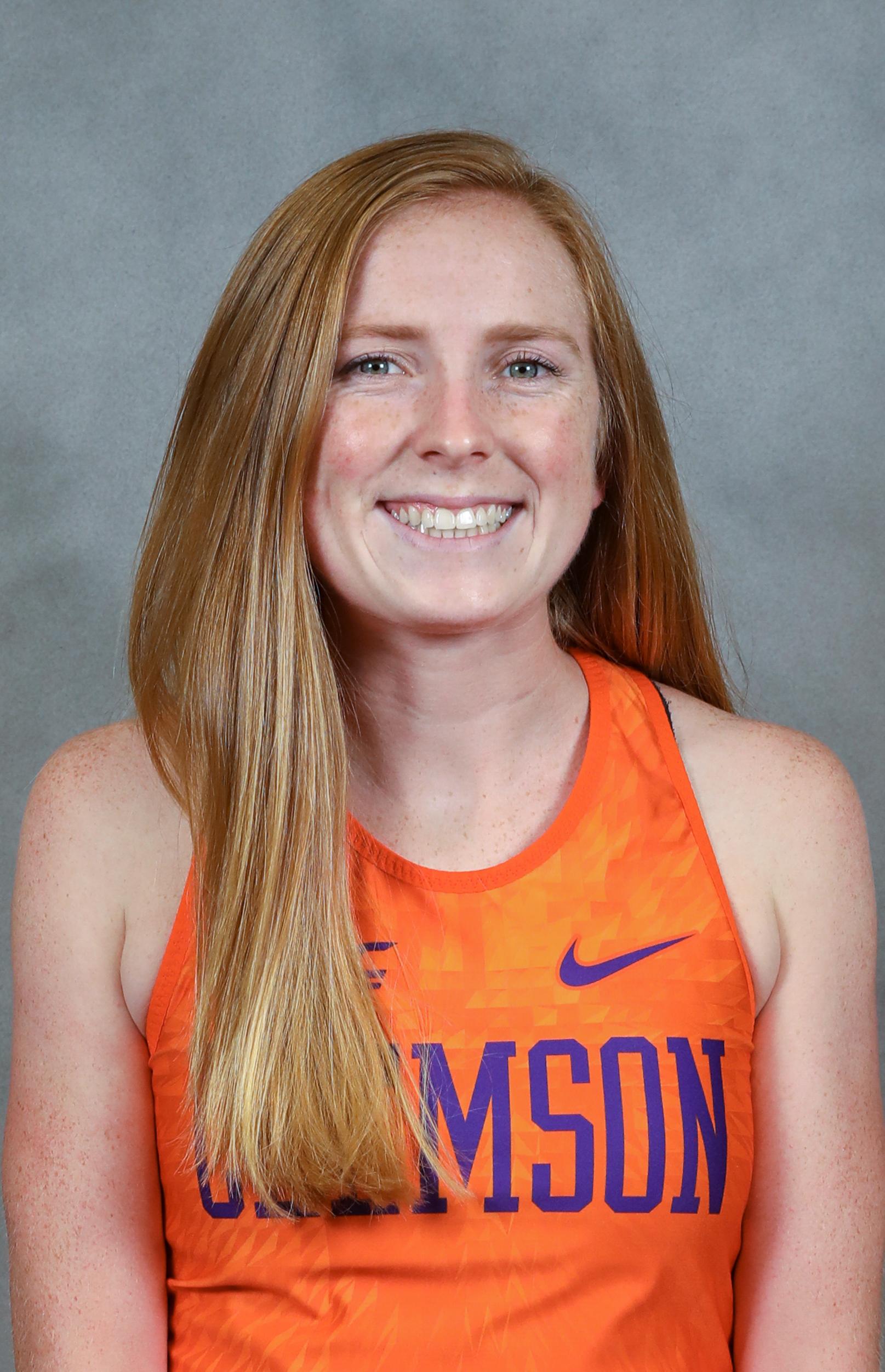 Mikie Harris - Cross Country - Clemson University Athletics