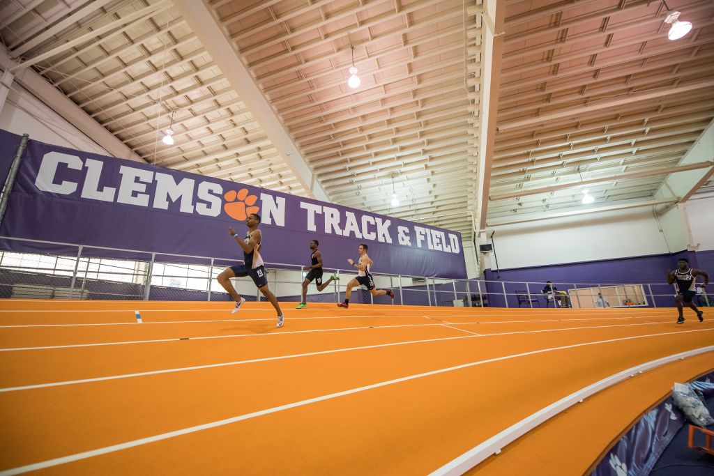 Clemson to Host Five Indoor Meets in 2020-21