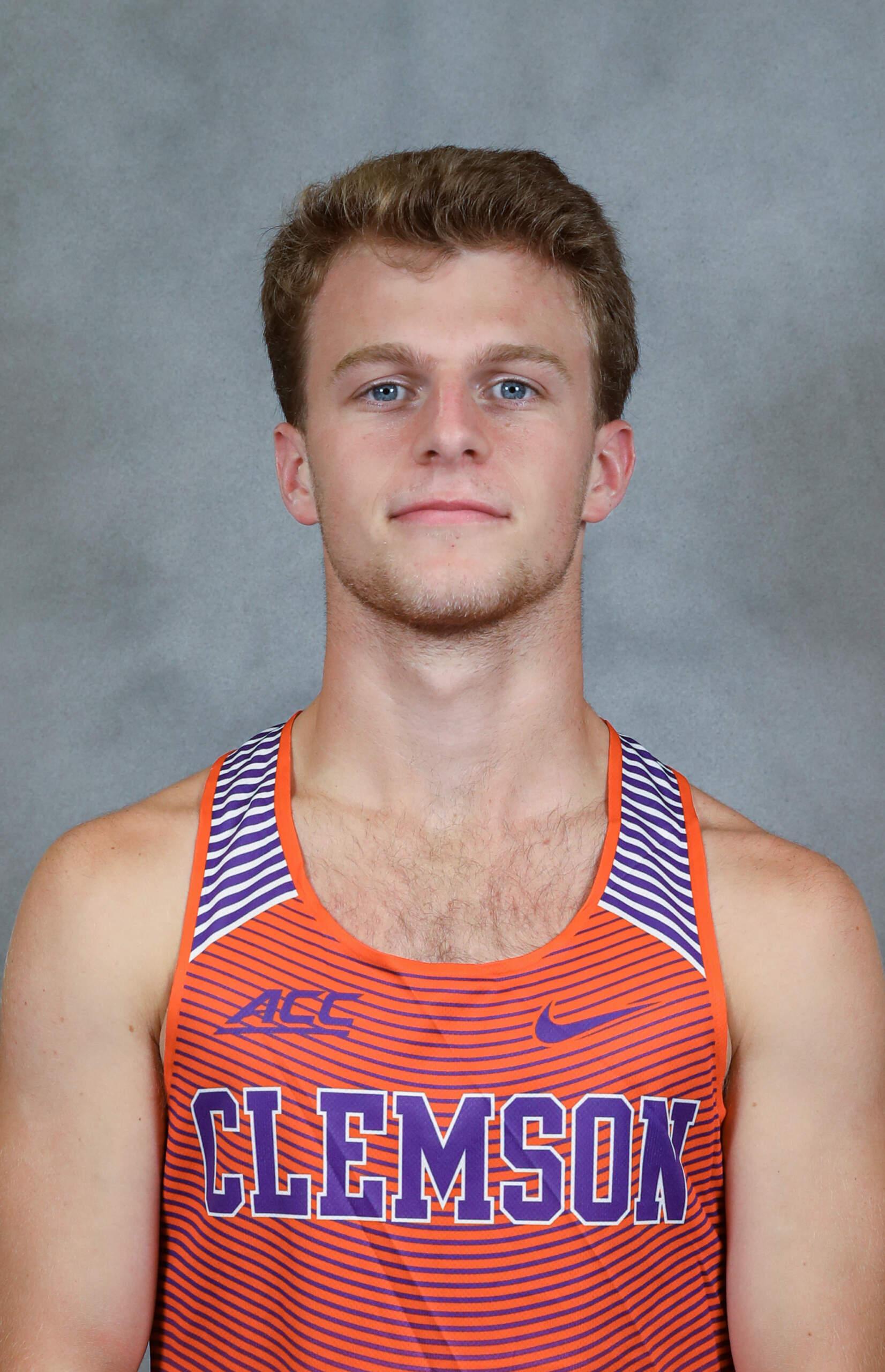 Jake Jakub - Cross Country - Clemson University Athletics