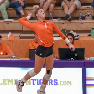 Kaylin Korte Named VB Preseason All-ACC