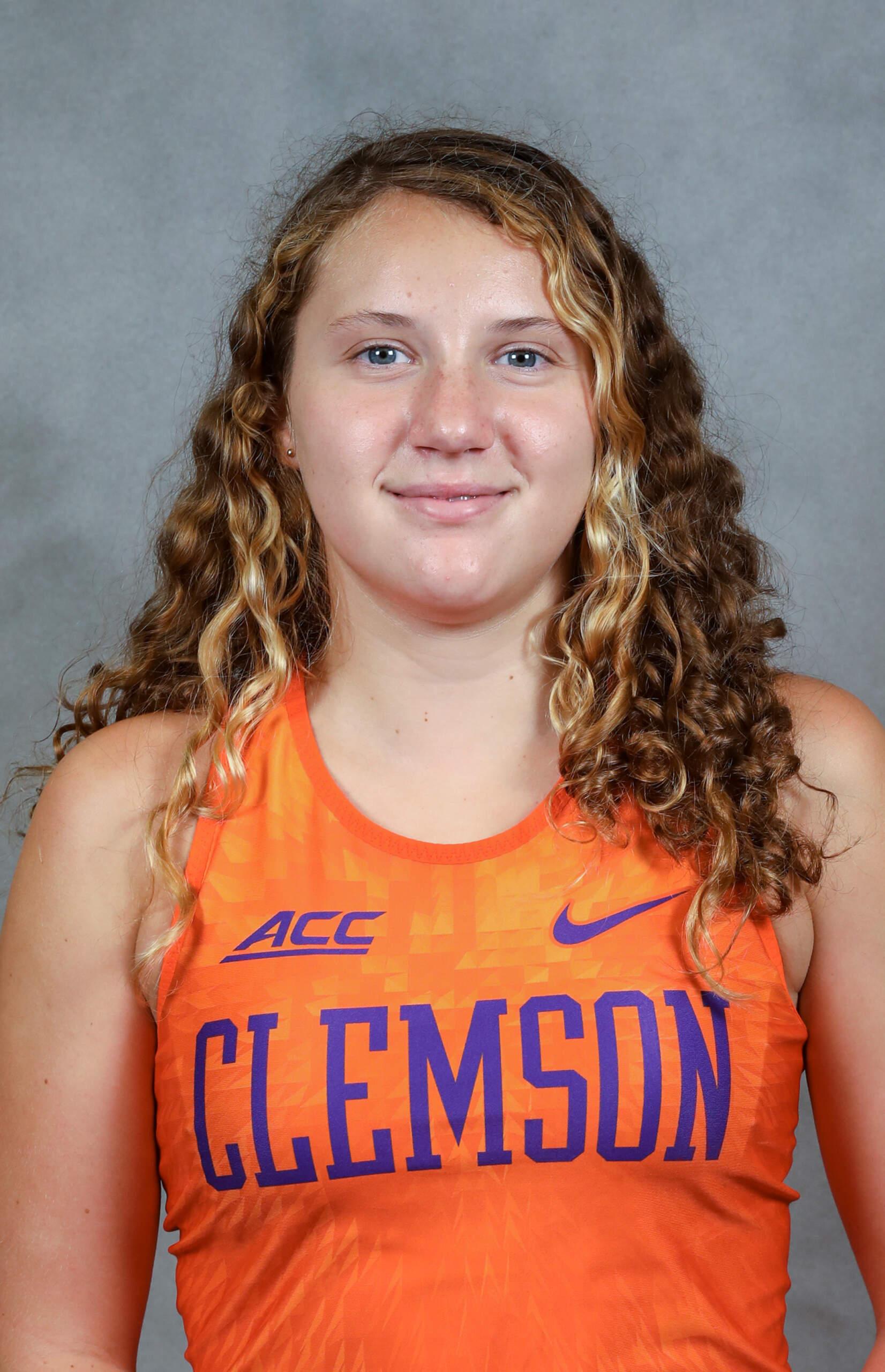 Emma Kincaid - Cross Country - Clemson University Athletics