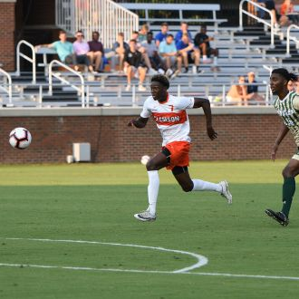 No. 11 Clemson Concludes Preseason at Maryland