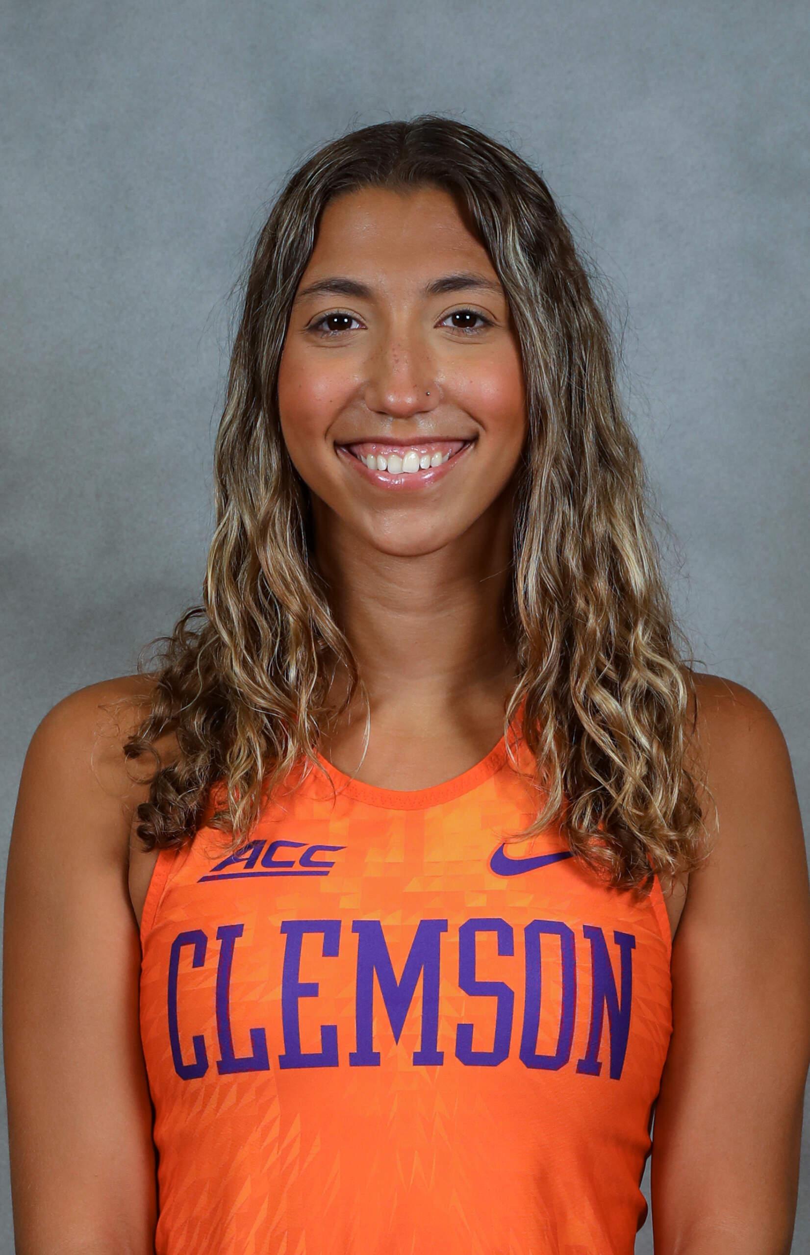 Kamryn McIntosh - Cross Country - Clemson University Athletics