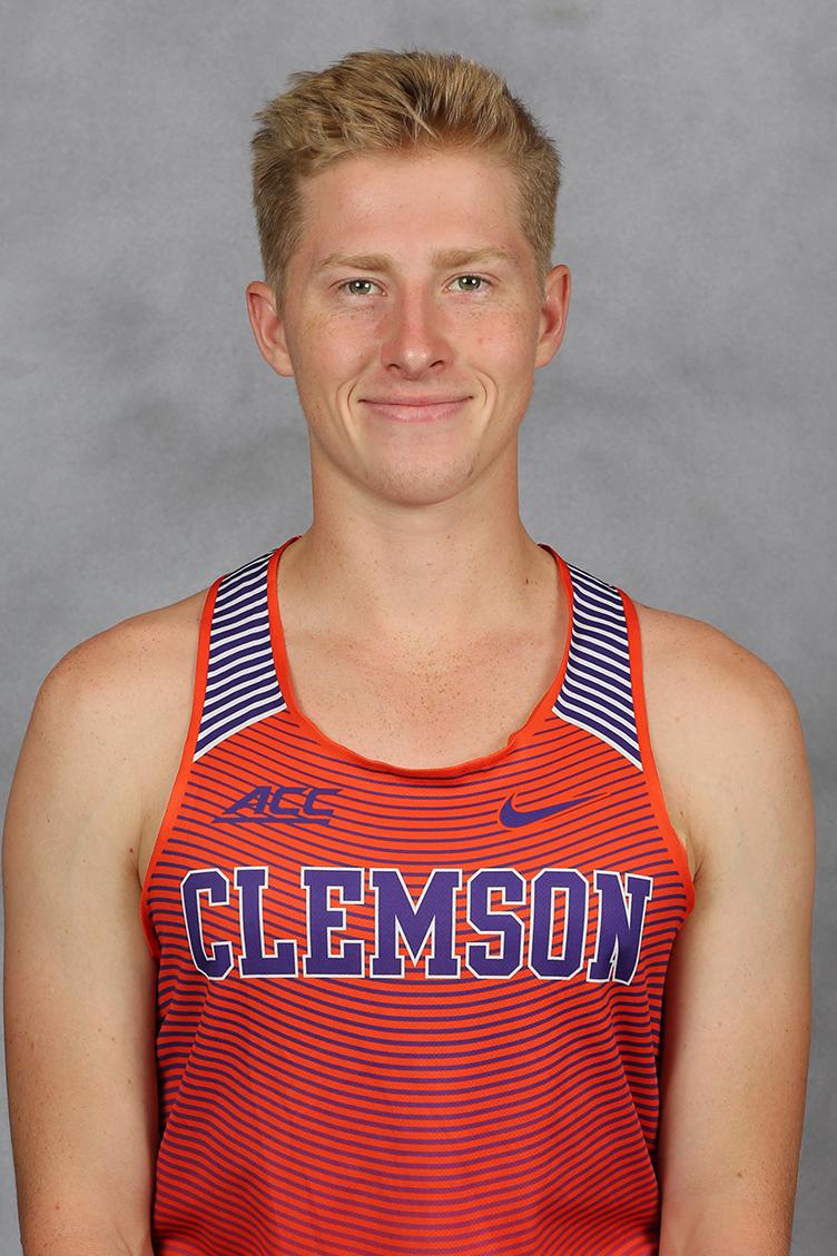 Michael Smith - Cross Country - Clemson University Athletics