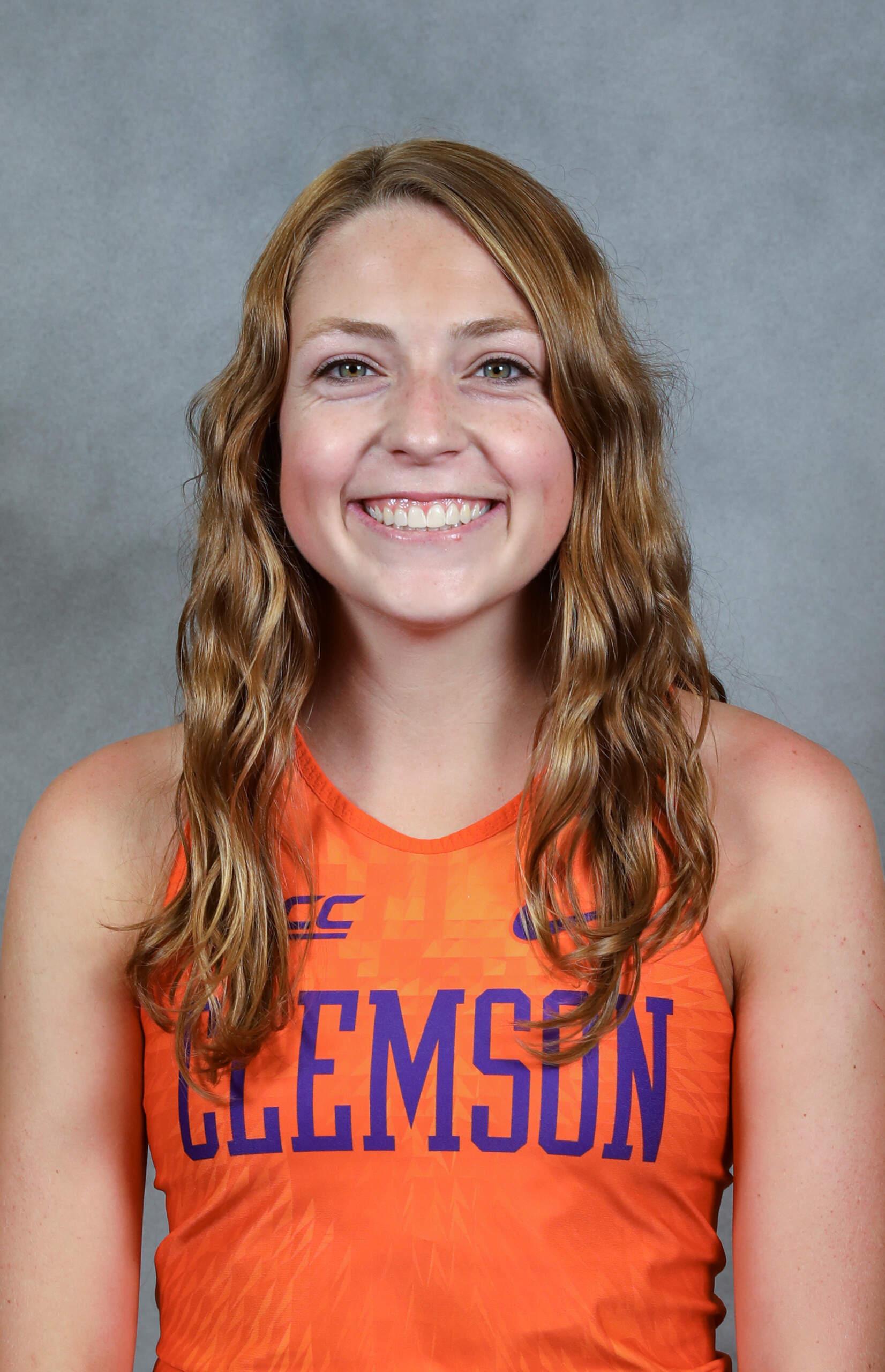 Kate Miekley - Cross Country - Clemson University Athletics