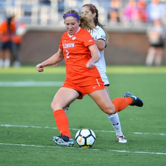 Weslake's Last Minute Goal Lifts Clemson Over Oregon State in Season Opener