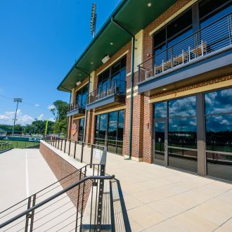 Clemson Baseball Players Facility