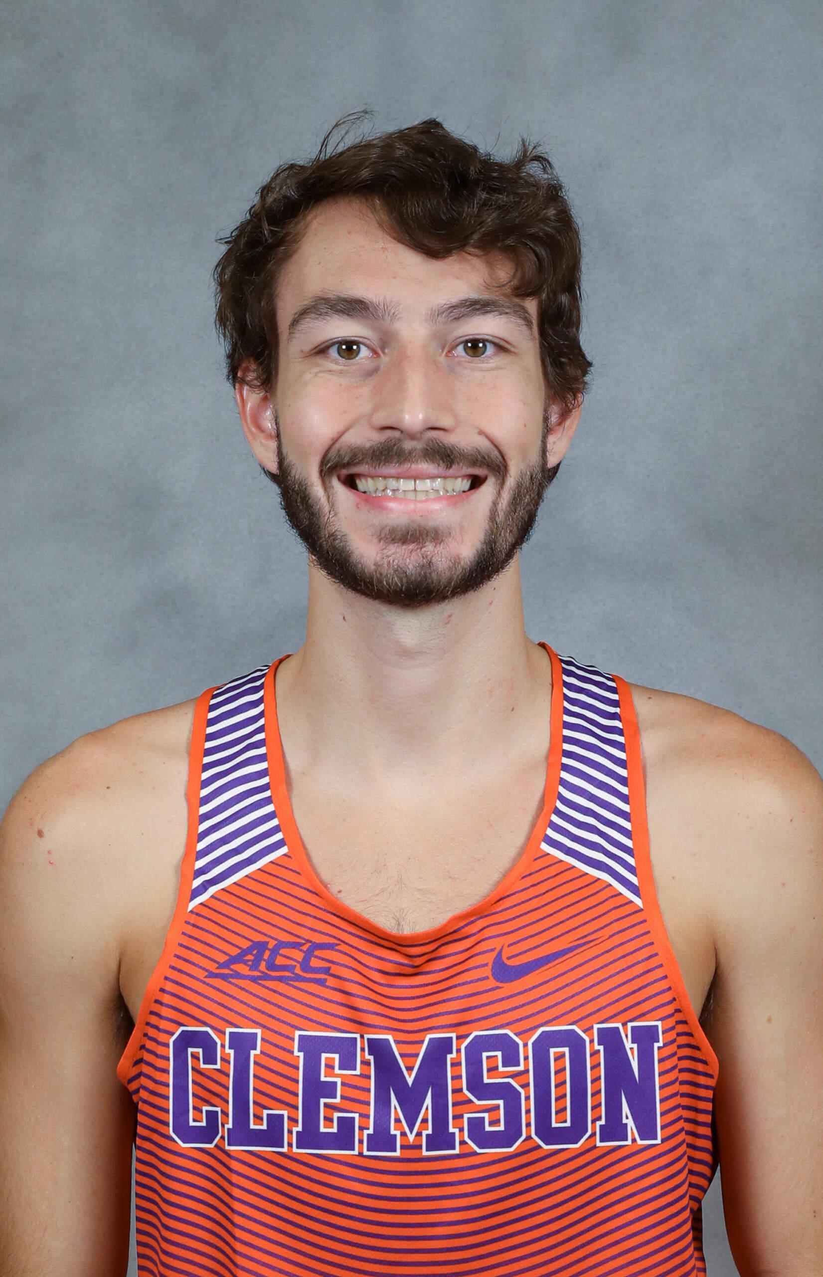 Daniel Shaughnessy - Cross Country - Clemson University Athletics