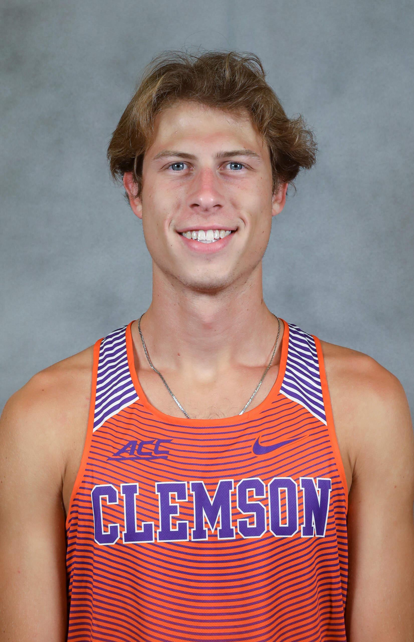 John Ward - Cross Country - Clemson University Athletics