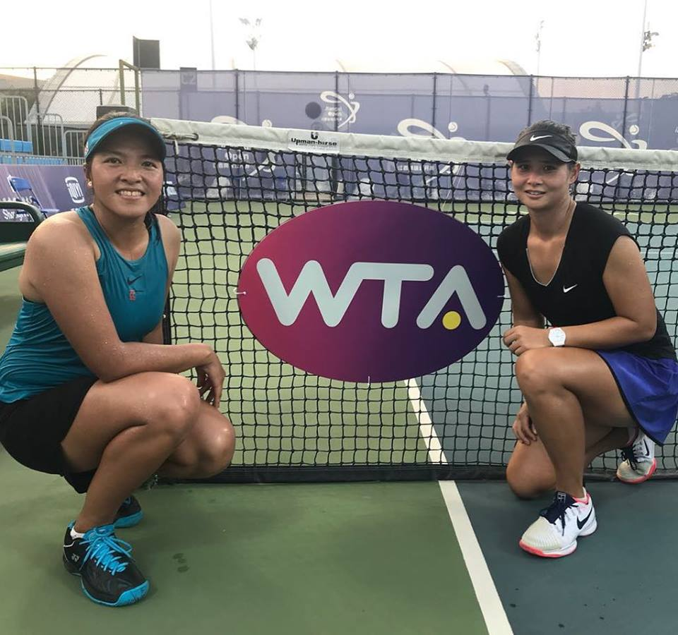Former Tiger Doubles All-Americans Reach Semifinals of WTA $250K in China