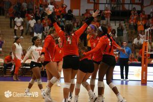🎥 HIGHLIGHTS: Clemson Downs UAB in Four Sets