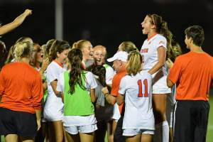 Play video: 🎥 HIGHLIGHTS: Clemson Upsets No. 4 Virginia 1-0 in Double Overtime