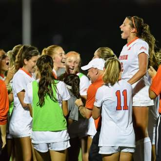 🎥 HIGHLIGHTS: Clemson Upsets No. 4 Virginia 1-0 in Double Overtime