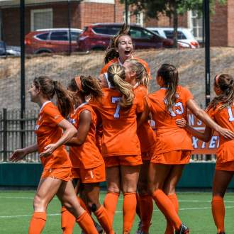 Clemson Sails Past Hurricanes on Speckmaier's Golden Goal