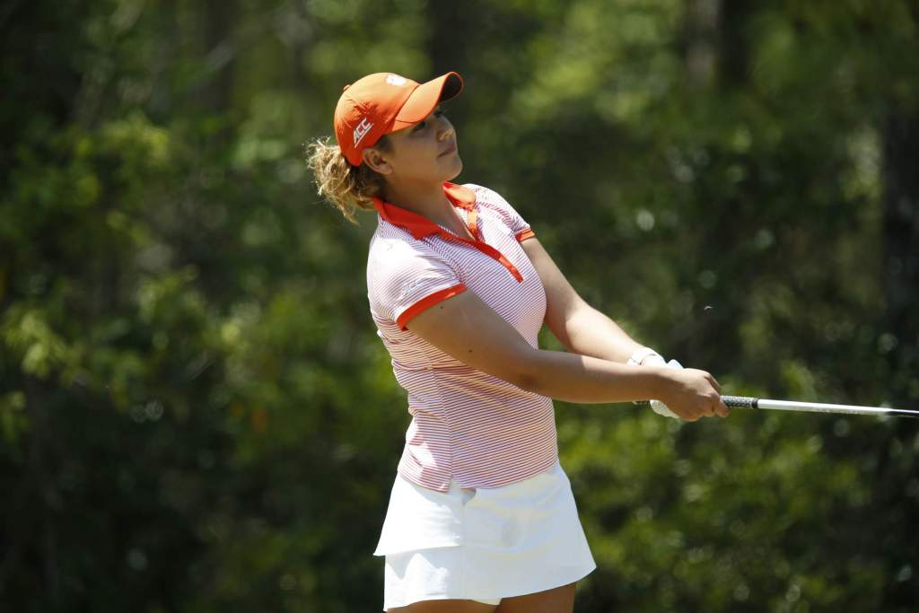Valdes, Hewson Lead Clemson at Briar's Creek