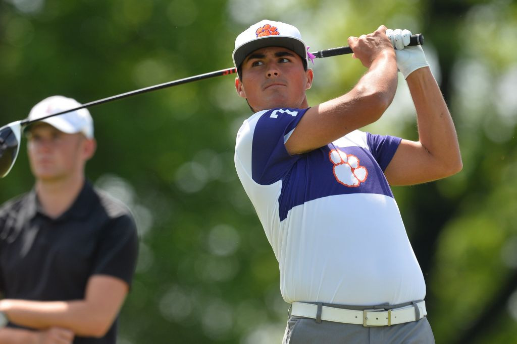 Nimmer Fires Three-Under Par Round at PGA Tour Event