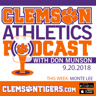 Clemson Athletics Podcast 9.20.2018 featuring head baseball coach Monte Lee