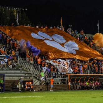 Clemson Falls To No. 1 Wake Forest