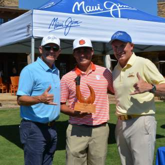 Nimmer Wins Maui Jim Intercollegiate