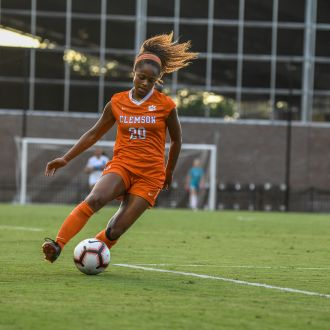 Clemson Topples Wofford 3-0 on Sunday