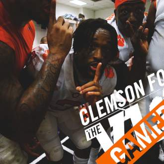 Clemson Football || The Gameday Vlog vol. 4