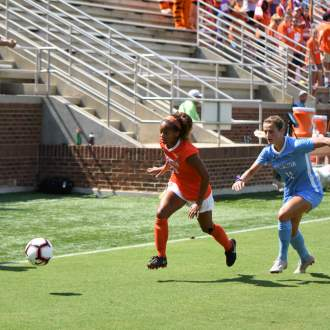 Clemson Drops a 1-0 Decision to No. 5 North Carolina Sunday