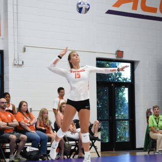 Volleyball Set to Host Annual Big Orange Bash Friday & Saturday