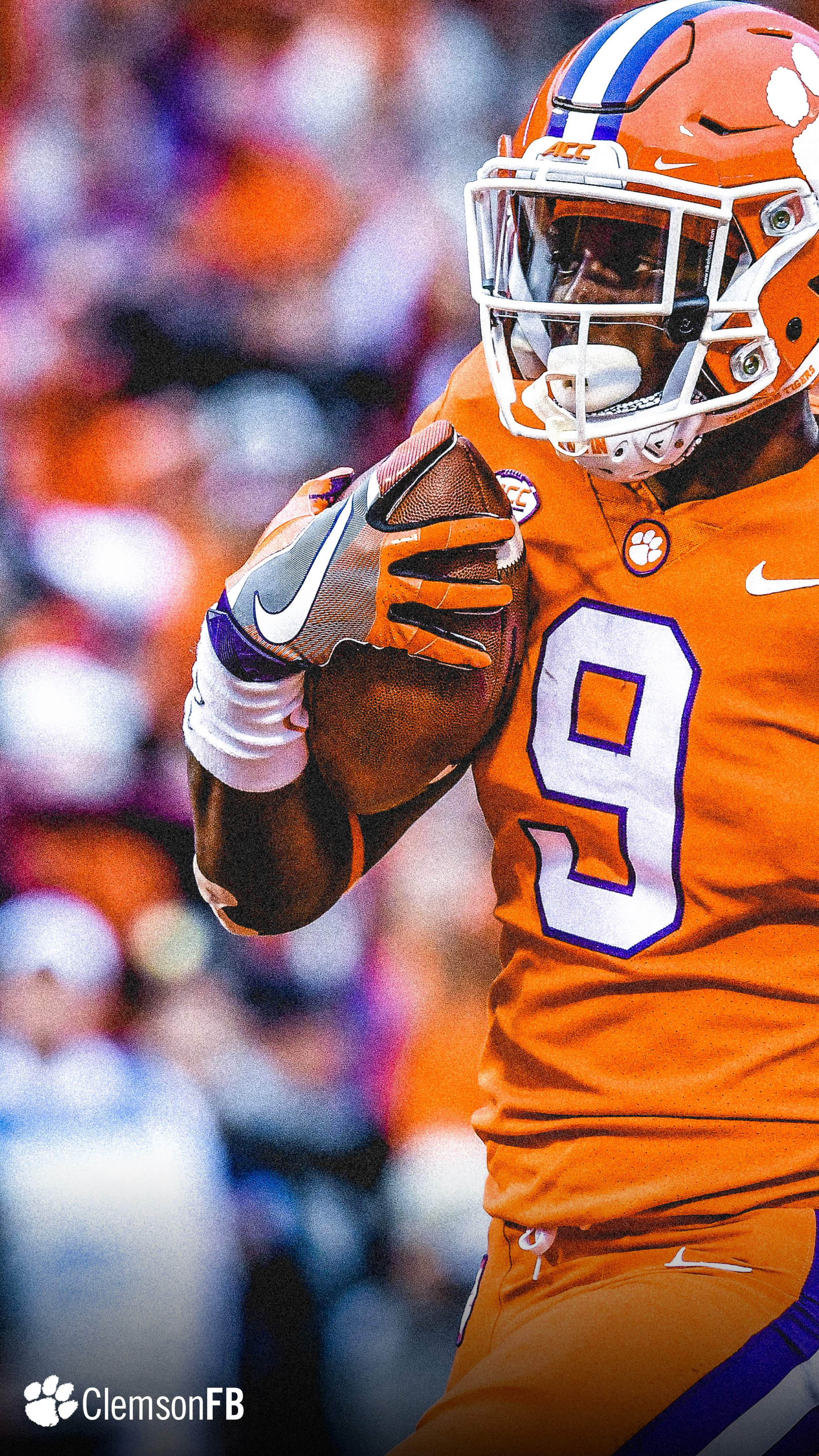Phone Wallpapers Clemson Tigers Official Athletics Site