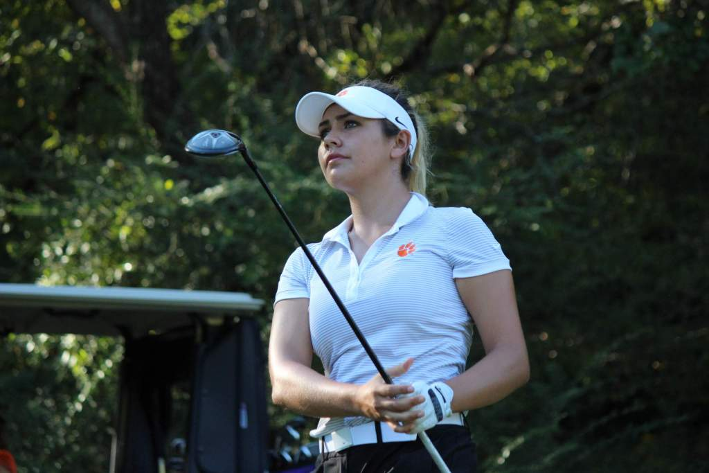 Clemson 12th after First Round of Battle at the Beach