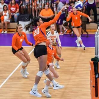 Volleyball to Host Virginia Tech Sunday