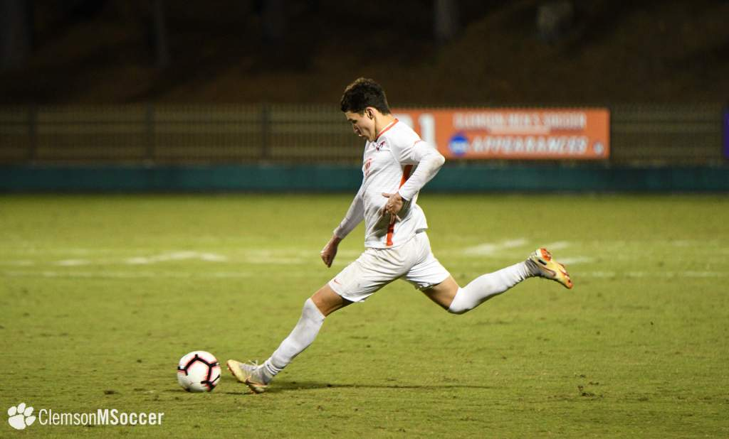 Men's Soccer Sweeps ACC Weekly Honors