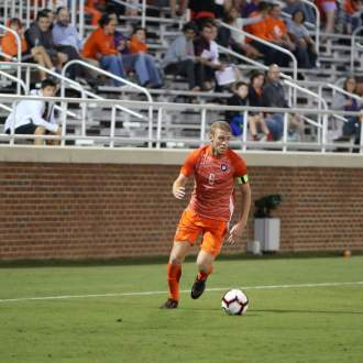 No. 14 Virginia Tops Clemson